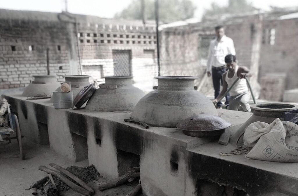 Kannauj Attar Making Process