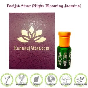 Buy Parijat/Harsingar Attar - Nightblooming Jasmine Perfume Oil