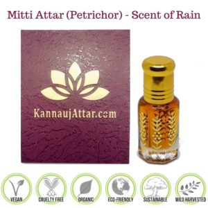 Buy Authentic Mitti Attar Online from Kannauj