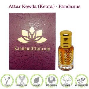 Buy Kewda/Keora attar perfume online