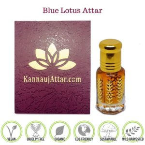 Buy Blue Lotus Attar Online