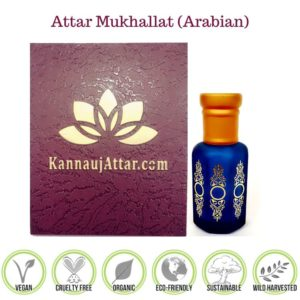 Buy Mukhallat Attar Online India