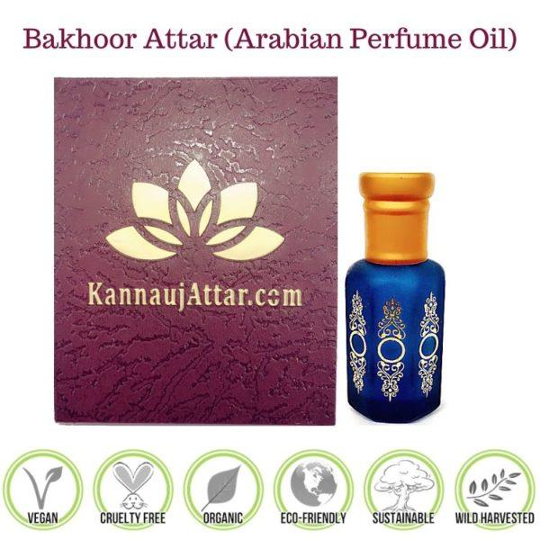 Bakhoor Attar - Buy Arabian Perfume Oil Online