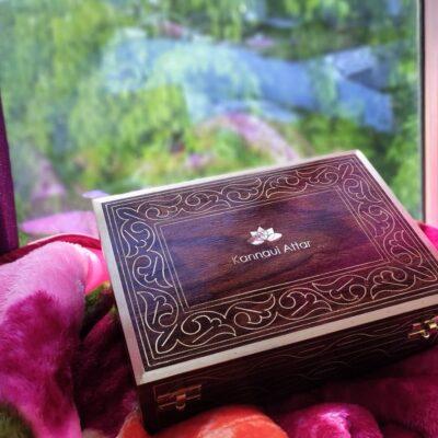 Traditional Attar Perfume Gift Set