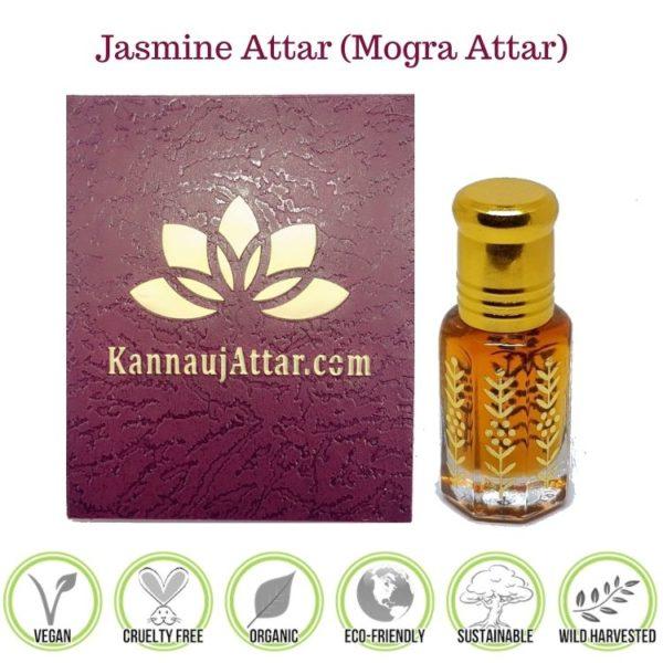 Jasmine Attar (Mogra) - Buy Online