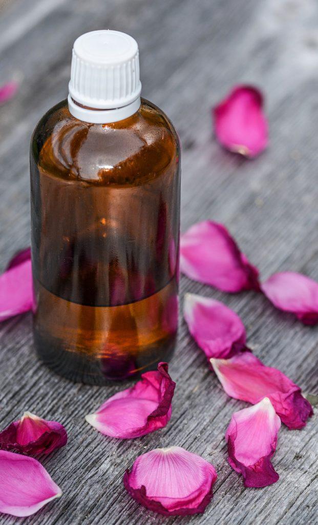 Rose Oil Manufacturers in India