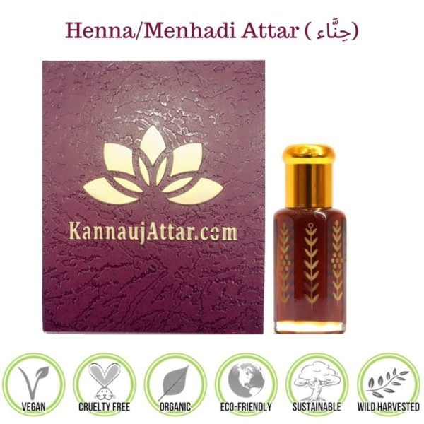 Henna/Menhadi Attar Perfume Oil Buy Online