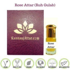 Rose Attar - Ruh Gulab