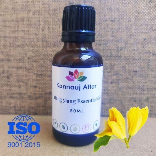 Pure Ylang Ylang Essential Oil Manufacturer Kannauj