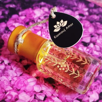 Ruh Gulaab (Hassain) Pure Rose Essence - Kannauj Attar