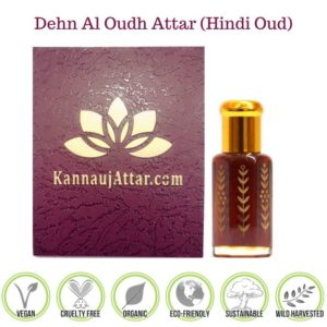 Buy Dehnal oudh attar - Indian Oud Online