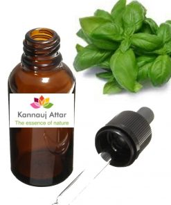 Basil Sweet Essential Oil Manufacturer Kannauj India