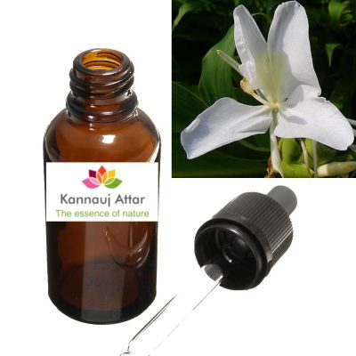 Buy Organic Certified Ginger Lily/Hedychium Essential Oil Online India