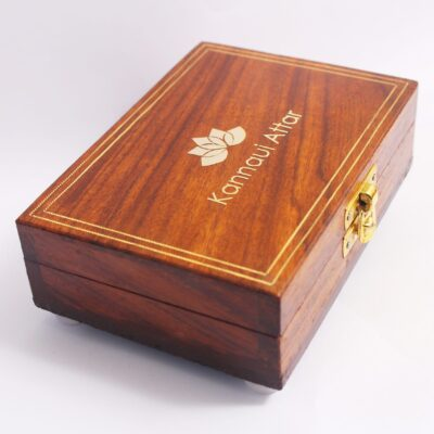 Traditional pure indian attar gift set for women