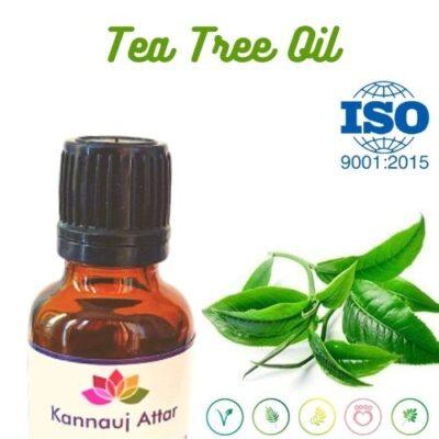 Tea Tree Essential Oil Manufacturer and Wholesaler India